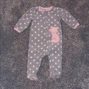 NWT 6M Pajama Onsie